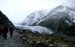 Fox Glaciar