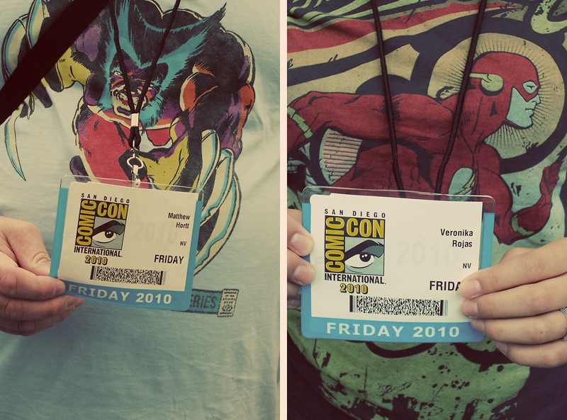 Comic-Con-Badges