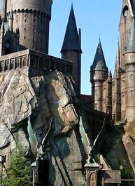 Hogwart's Entrance