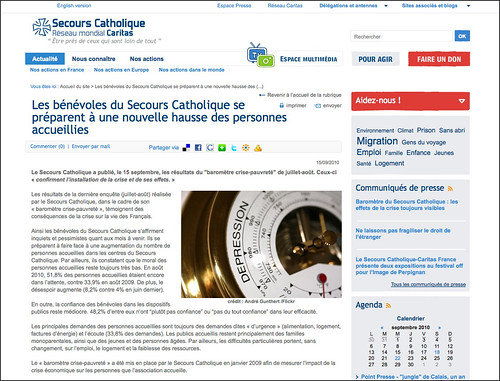Au secours (catholique) de l'illustration