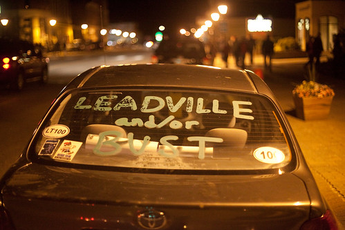 Leadville or Bust