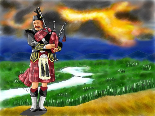 scotland bagpiper-02