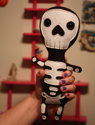 Custom order Skeleton!
