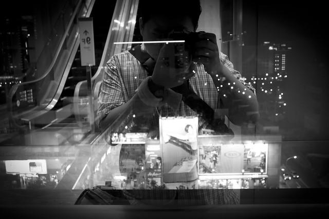 2010新光三越國際攝影聯展開始了~