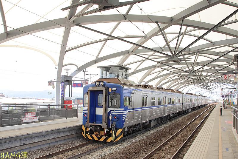 宜蘭冬山車站