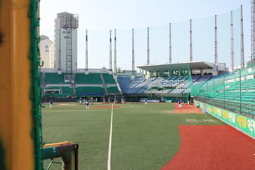 Moodeung Baseball Stadium Kia Tigers