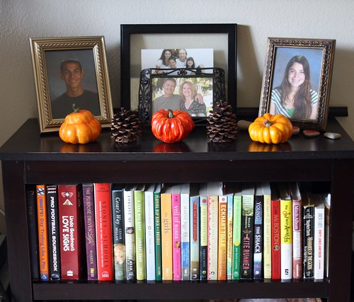 Our Fall Shelf