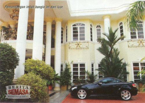 Gambar2 Rumah Banglo Gambar Rumah Banglo Milik