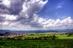 Zvolen (socrates197577) Tags: primavera nikon nuvole day cloudy paesaggi hdr paesaggio citt nuvoloso photomatix ringexcellence