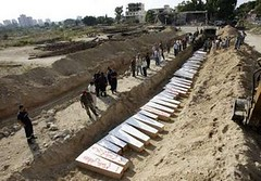 Mass burials in Isreal