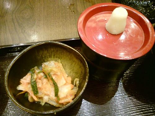 2010-09-11 普吉Yayoi 天婦羅套餐DSC01407