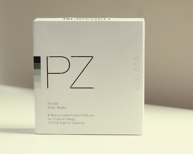 PZ 600 Silver Shade Impossible Film