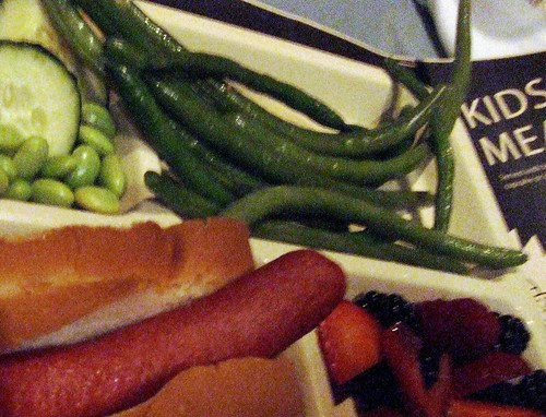 Kid's Meal at Steuben's