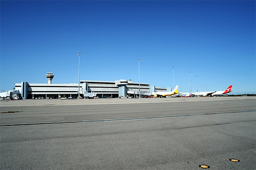Stuck In Perth International Airport During The Holidays