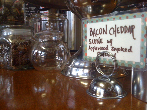 Cheddar Bacon, Cafe Eclectic, Memphis, Tenn.