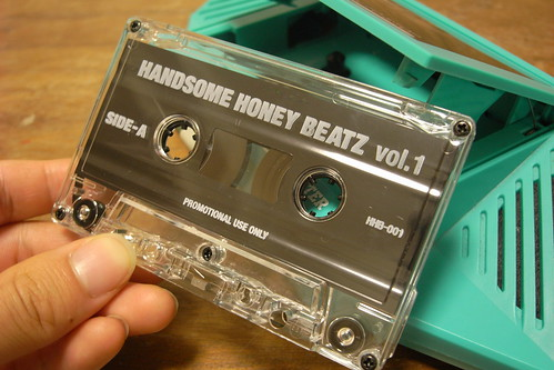 HANDSOME HONEY BEATZ vol.1