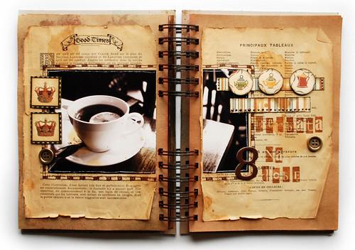 Journal 05 - Daily routine - Codzienność