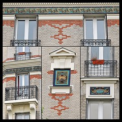 6 - 27 septembre 2010 Alfortville Rue du Gnral Malleret-Joinville (melina1965) Tags: windows brick window collage nikon iron ledefrance faades mosaic collages balcony bricks mosaics september brique balconies ironwork balcon fentre septembre faade fer 2010 ironworks briques fentres mosaque mosaques valdemarne balcons alfortville ferronnerie d80 photoscape luizasfabulousphotoclub