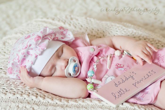Детская фотосессия. Daddy's little princess