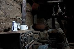 An invitation to dinner (Rebekkumyndir) Tags: iceland pots stove ísland hangikjöt sænautasel torfbær eldavél smokedsheepmeat