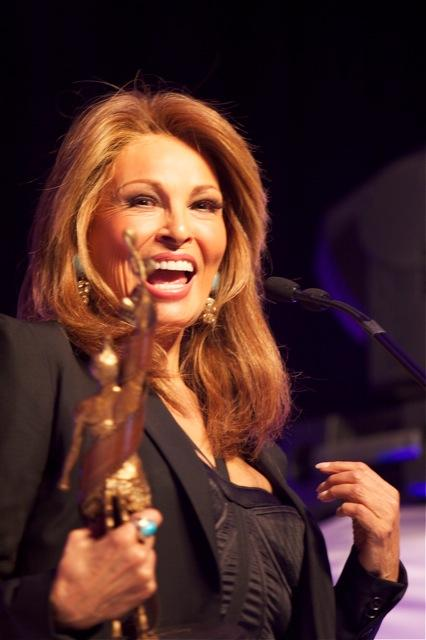 Raquel Welch,Icon Award, TVIFF