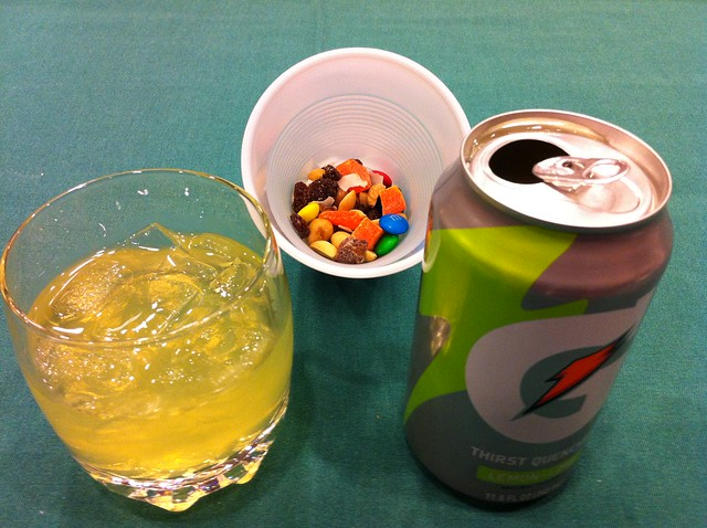 Conference nutrition you should not eat or drink
