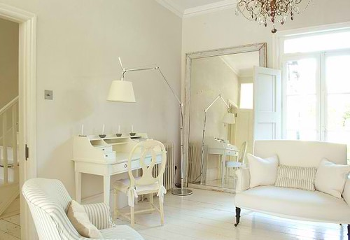 New inspiration: Elegant White Interior Design Ideas