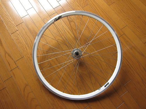 Charge Bikes' Wheel