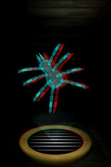 Hologram Projector 3D (patrick.swinnea) Tags: apple spider stereoscopic 3d projector hologram anaglyph interactive ios app iphone