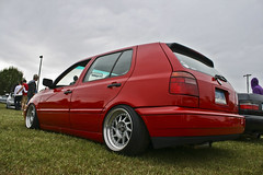 4-door mkIII (.Mad Hatter.) Tags: rabbit vw golf shaved stretch cc poke a3 jetta gli gti a4 audi s3 passat bbs a5 dropped a6 s4 rs4 r32 tuck ccw airbags bov blowoffvalve h20i bigturbo h20international2010