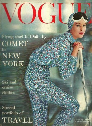 Vogue-January 1959