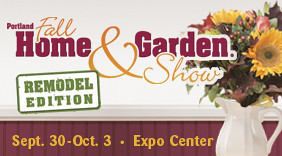 "Win Tickets: Portland Fall Home and Garden Show THIS WEEKEND | ""The Best Fall Home And Garden Show In The State!"""