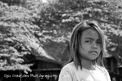 My Story (Epic Creations Photography) Tags: portrait people blackandwhite kids thailand photo nikon child native burma indian awesome tribal story nikkor d80 18105mm epiccreations