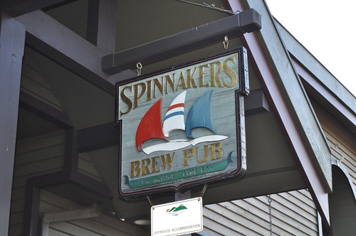 Spinnakers, the 3rd Pub Stop