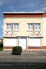 """France, Pas-de-Calais, Stella-Plage : """" Pizza """""""