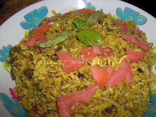 Nasi Goreng Kemangi by Asty