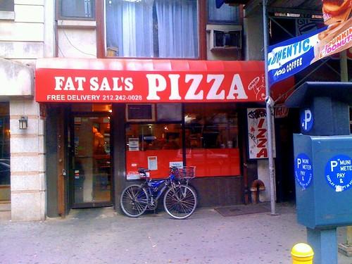 Fat Sals Pizza 16