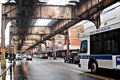 UTZ (Now It's Real!) Tags: new york city nyc ny graffiti graf queens graff outline acg picnik utz qu woodheaven