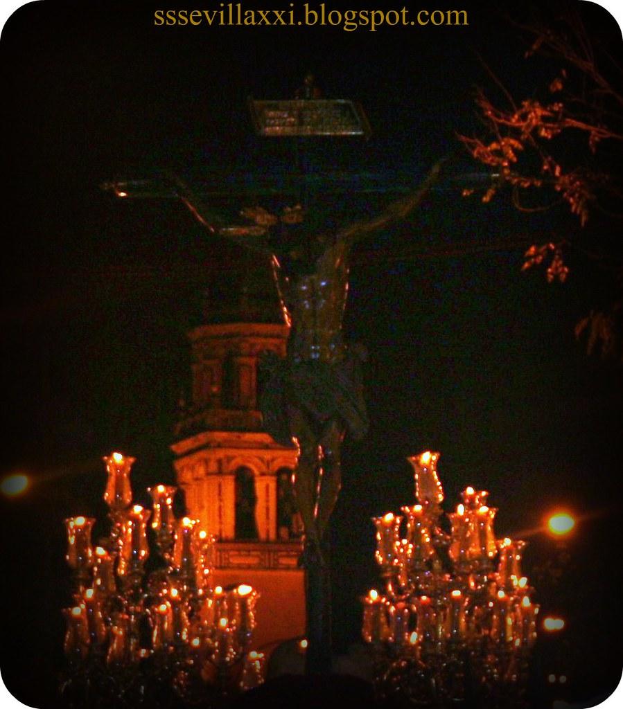 Santísimo Cristo del Amor, Domingo de Ramos 2007