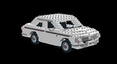Toyota Corolla E10 - 1966