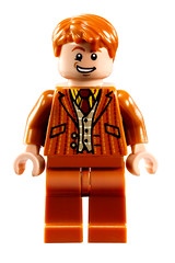 10217-Fred-Weasley (Santatrooper KimT) Tags: alley lego harry potter 2010 diagon 10217