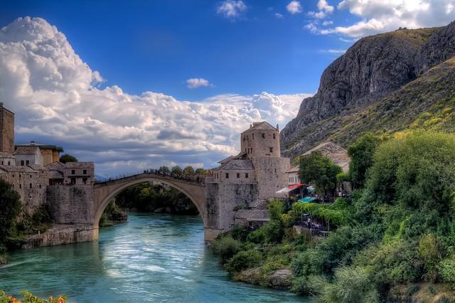 Stari Most - Mostar, Bosnia