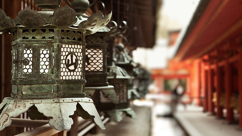 Kasuga Taisha Lanterns : Nara, Japan / Japón
