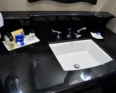 Sink in Disneyland Hotel ROom (Barry Wallis) Tags: california usa sink shampoo anaheim dlr hotelroom dlh disneylandhotel disneylandresort barrywallis dreamstower