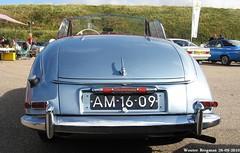 Sunbeam Alpine 1952 (XBXG) Tags: auto old uk classic netherlands car vintage automobile nederland convertible voiture alpine british paysbas sunbeam zandvoort 1952 ancienne brits cabriolet anglaise am1609