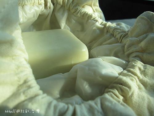 gamila secret 隨身棉布包仔細看