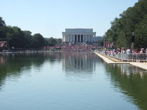 Lincoln Memorial #1