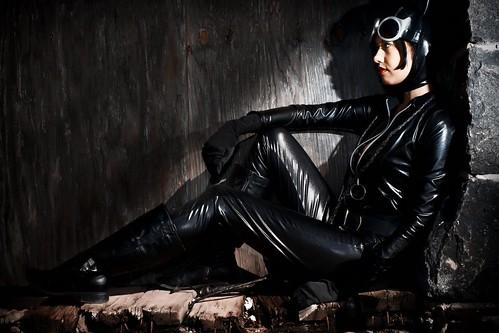 Catwoman- Door