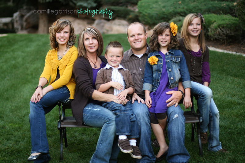 Utah Portrait Family Photographer