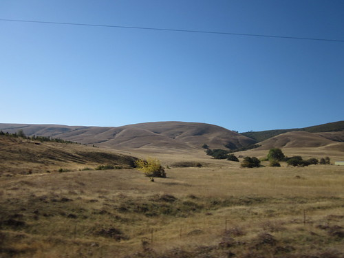 Scenery on the dry side of the Cascades